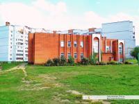 Здание бассейна 61-й школы