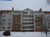Дом 8 по улице Сапожникова