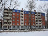 Новый дом по улице Ашмарина