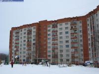 Двор дома пр. Мира 64