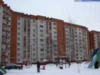 Двор 66 дома по проспекту Мира