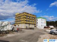 Строительство детского сада в Сосновке
