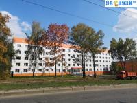 Вид на пр. Ивана Яковлева 18к2