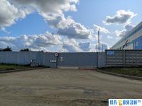 Ворота - Керамзитовый проезд 3