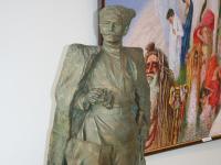 Скульптура В.И. Чапаева