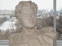 Портрет композитора Г.Я. Хирбю