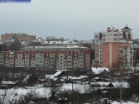 Первые дома по улице Гайдара