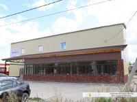 Новое здание на Восточной 12
