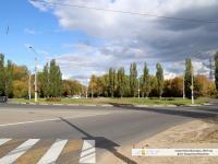 Нижнее кольцо на улице Советской в Новочебоксарске