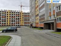 Парковка во дворе ул. Щорса 33