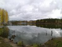 Озеро Изъяры