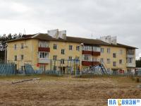 Вид на ул. Сосновская 63