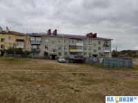 Вид на ул. Сосновская 69