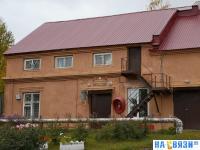 Информационно-культурный центр поселка Сосновка