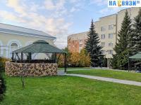 Площадка гостиницы Атал