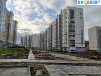Вид на ул. Чернышевского 23