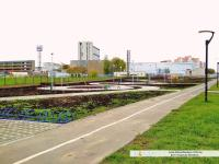 Сквер имени Леонида Шевницына
