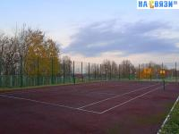 Площадка для большого тенниса