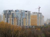 Вид на дома Ярмарочная 15