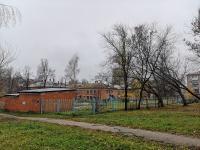 Вид на детский сад