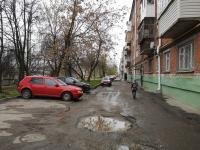 Двор дома ул. Декабристов 18