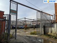 Ворота СУ-29