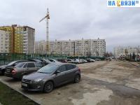 Большая парковка