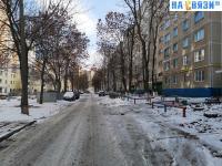 Двор дома Максима Горького 31