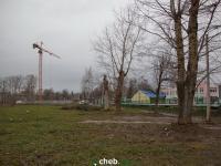 Стройка на Шумилова