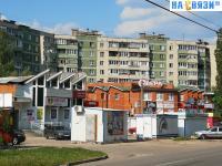 Вид на ул. Кадыкова 11А