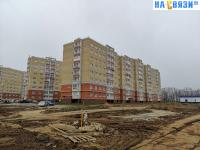 Вид на Чебоксарский проспект 9