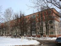Дом 17 по улице Молодёжная