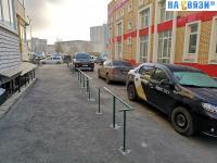 Изгороди против парковки