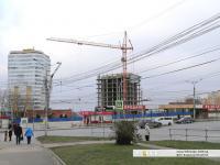 """Строительство жилого комплекса """"Седьмое небо"""""""