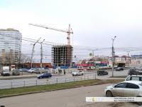 Строительство жилых домов за Новосельской автостанцией