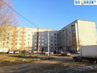 Вид на площадь Скворцова 6