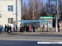 """Остановка """"Улица космонавта Николаева"""""""