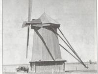 Ветряная мельница в деревне Банново