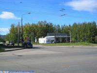 Перекресток ул. Л.Комсомола и Эгерского бульвара