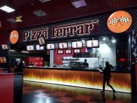 Pizza Ferrari в Мадагаскаре