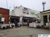 Мир орехов и сухофруктов на Колхозном рынке