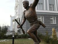 Памятник Алексею Логинову