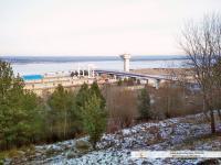 Мост к Чебоксарской ГЭС