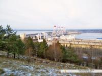 Чебоксарский район гидротехнических сооружений и судоходства