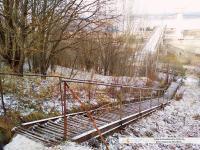 Лестничный спуск с Ельниковской рощи к Чебоксарской ГЭС