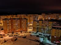Вид на дома по улице Мичмана Павлова