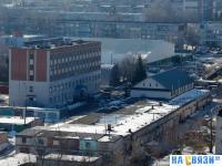 Вид на здание РОВД