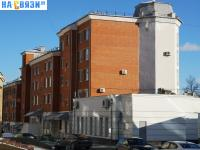 Вид на Московский проспект 16