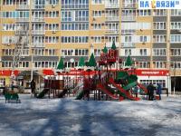 Детский городок в Студенческом сквере