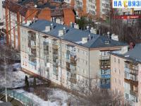 Вид на ул. Афанасьева 7